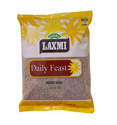 Laxmi Daily Feast Masoor Whole 1 KG