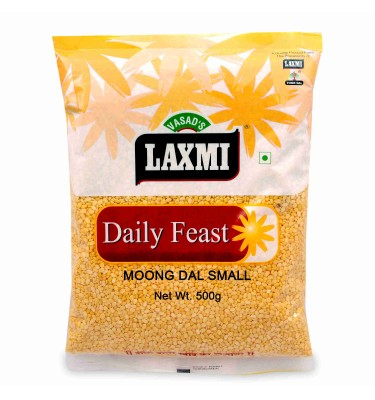 Laxmi Daily Feast Moong Dal Small 500 GM