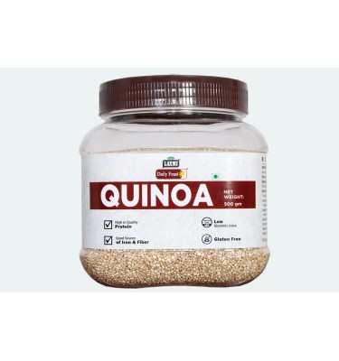 Laxmi Daily Feast Quinoa 500 Gm