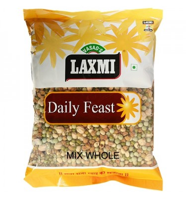 Laxmi Daily Feast Mix Whole Pulses 1 KG